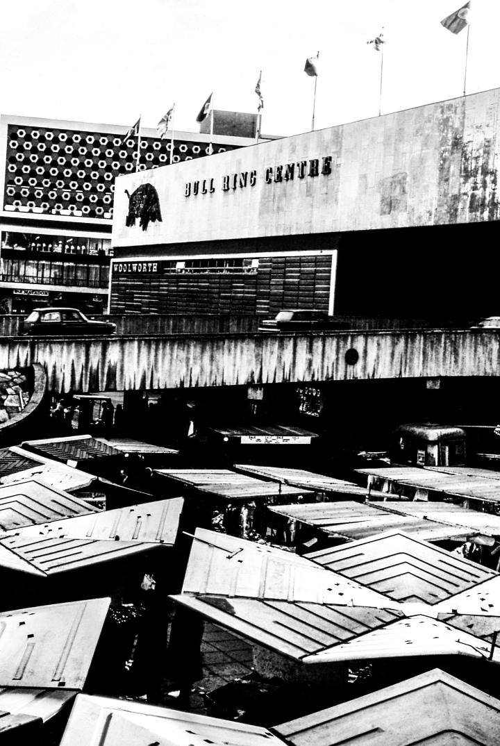 Bull Ring Shopping Centre, Birmingham (D1-1)