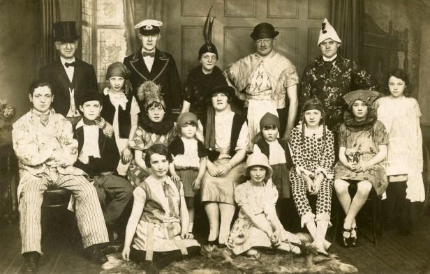 Great Horton Concert Party 1930s