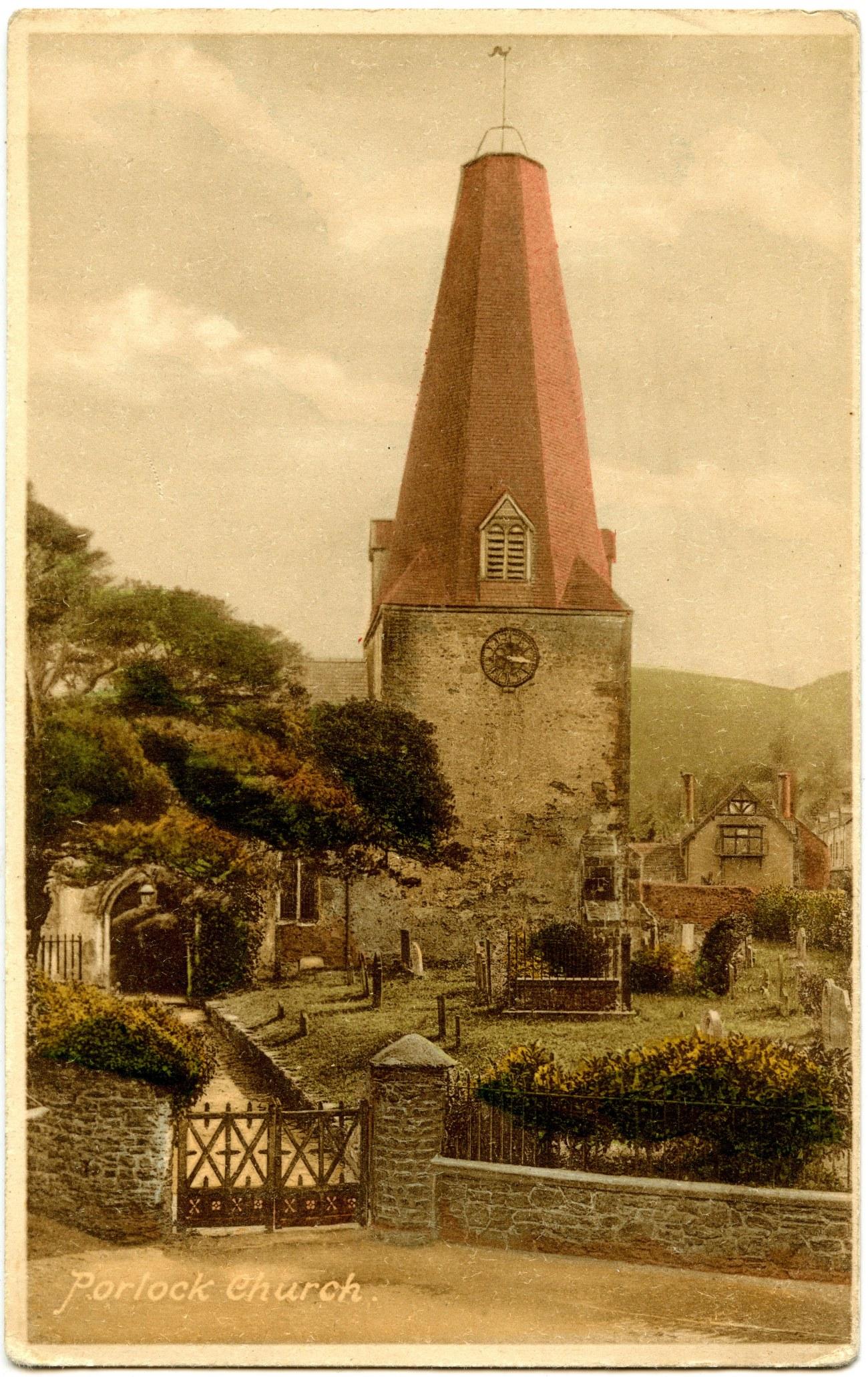 Porlock Church
