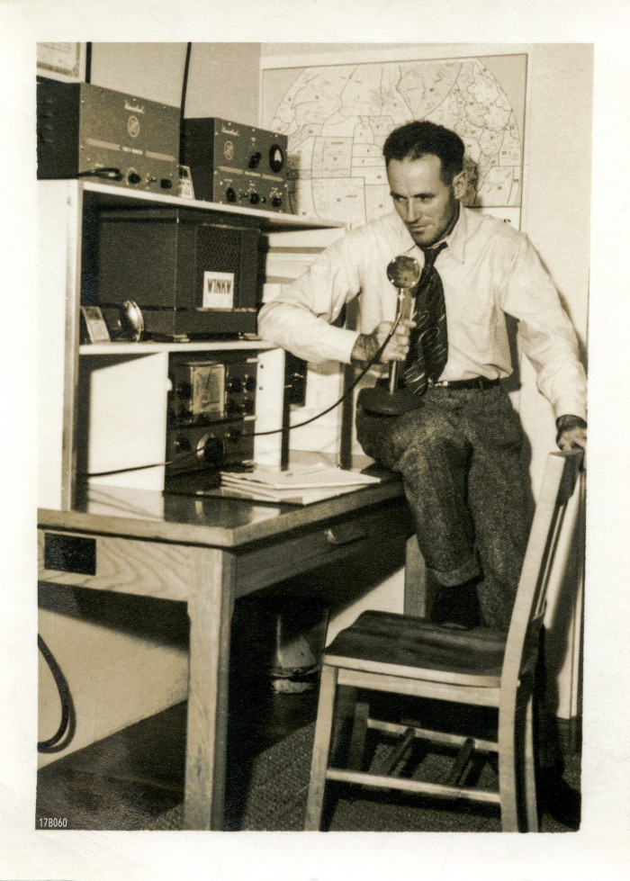 Harold Ryall (W1NKW)