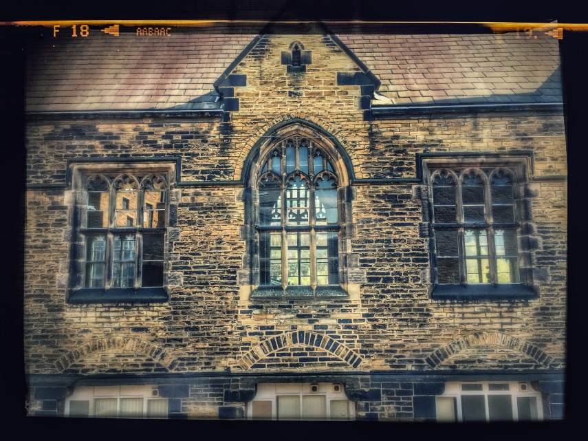 Causey Hall, Halifax (April 2017) - Google Enhanced