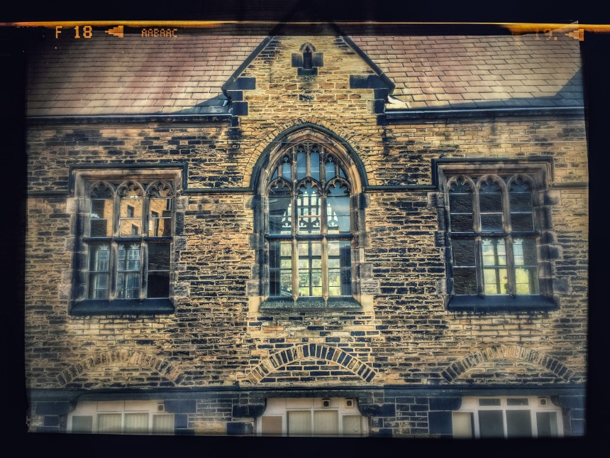 Causey Hall, Halifax (April 2017) - Google Enhanced
