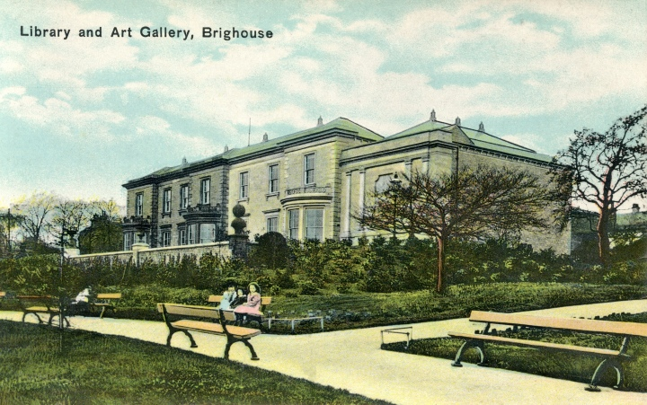 1000 Images : 4. Brighouse Library & Art Gallery
