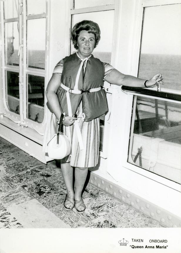Taken Onboard Queen Anna Maria