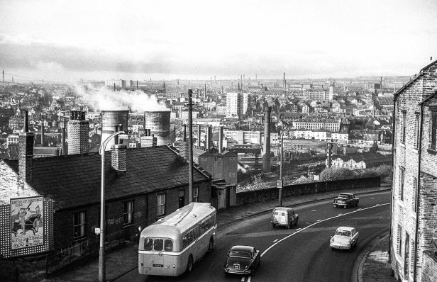 View Over Halifax