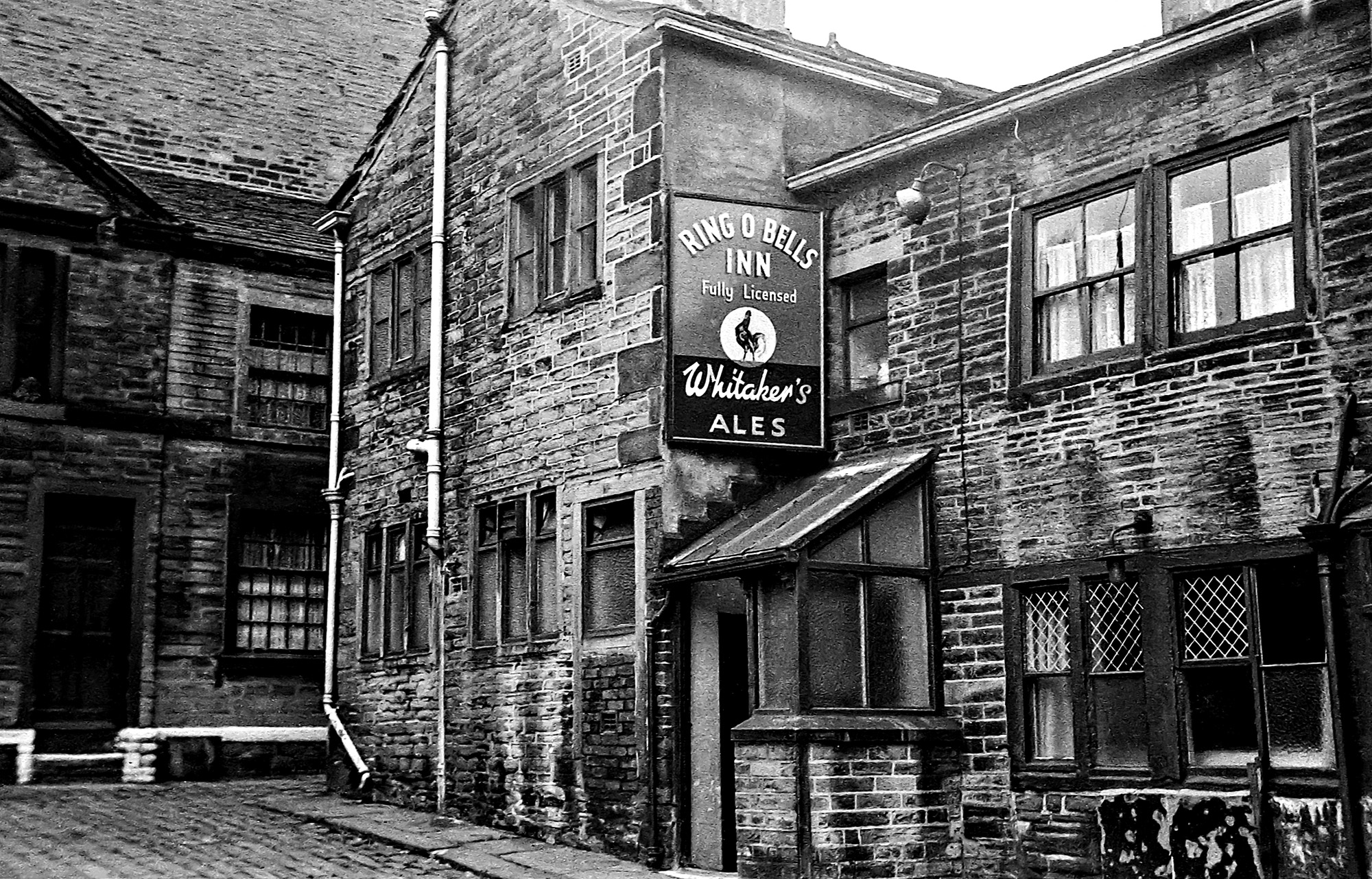 Ring O Bells Inn, Halifax