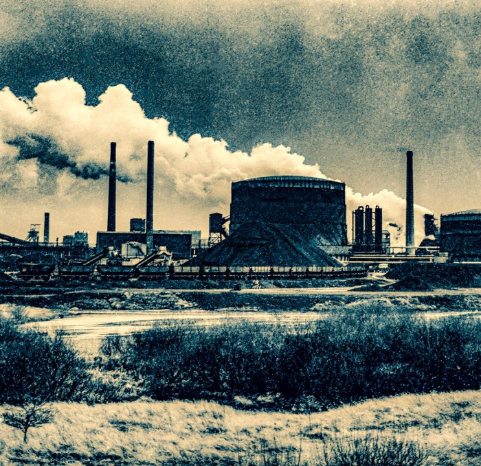 Orgreave Coling Plant, Sheffield