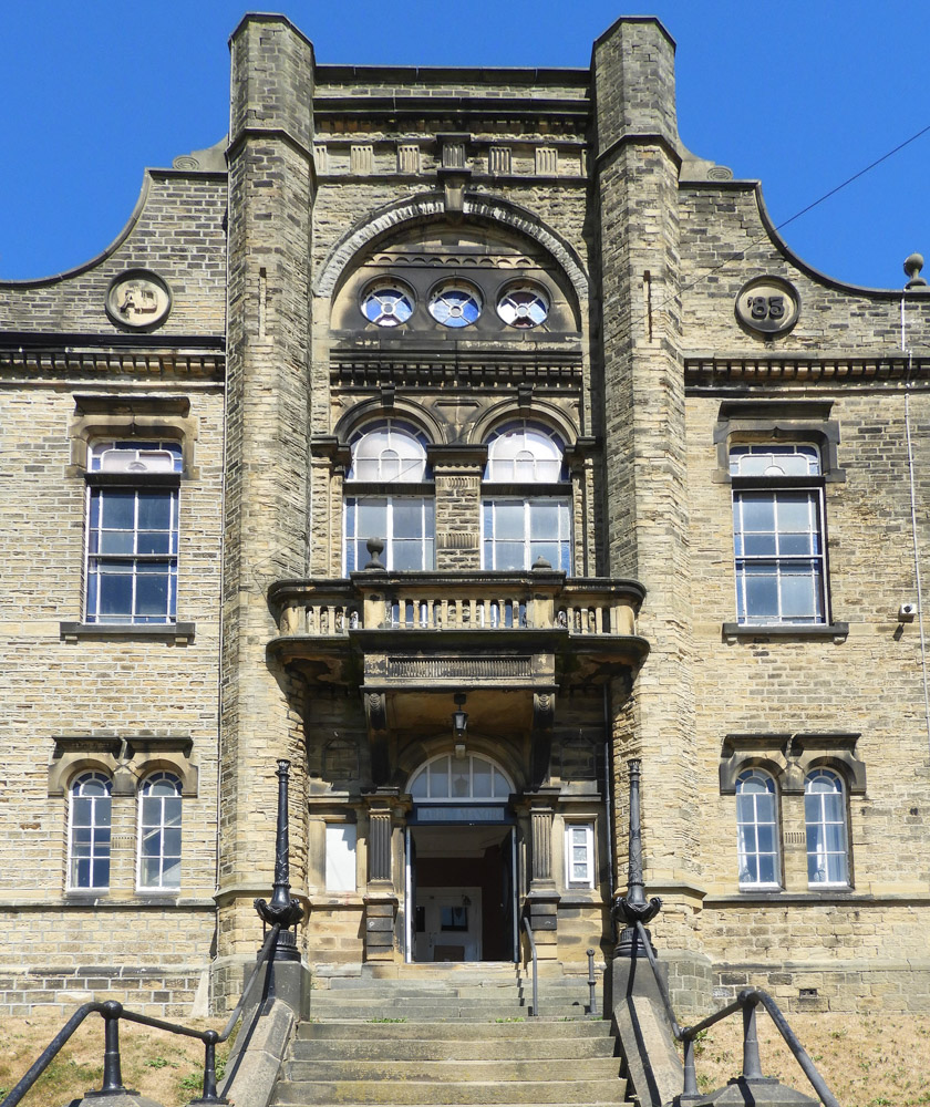Stainland Mechanics Institute
