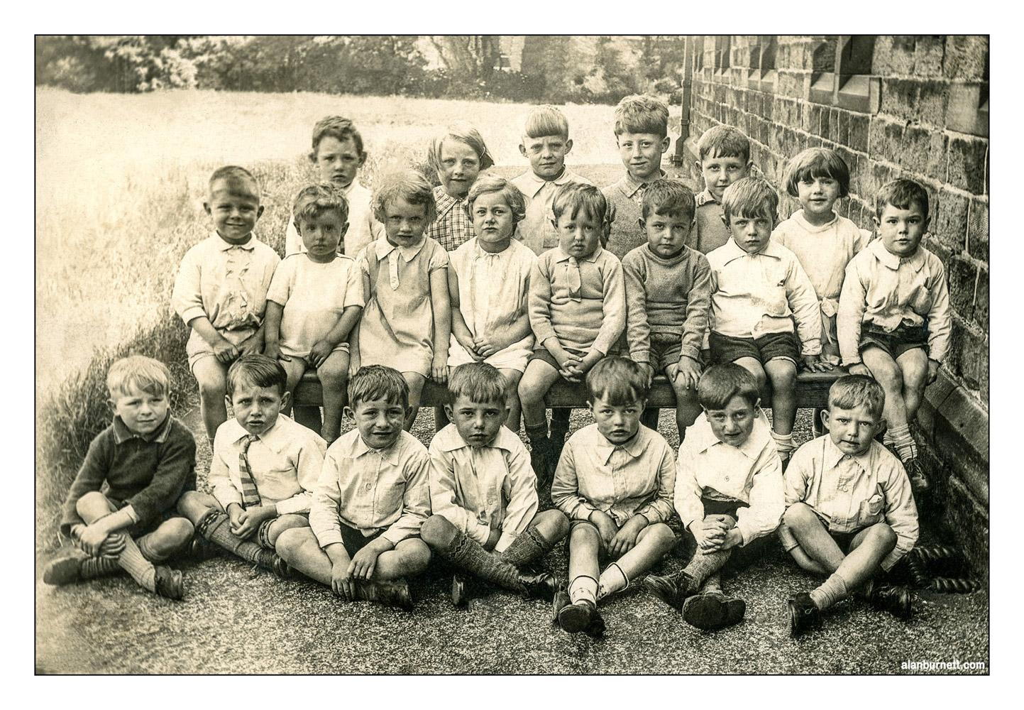 South Crosland Junior School (1940s)