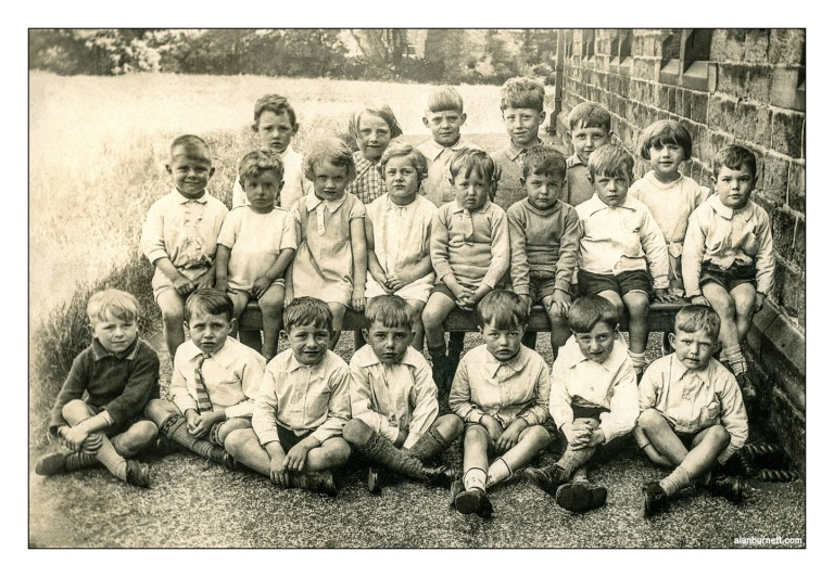 South Crosland Junior School (1940s)