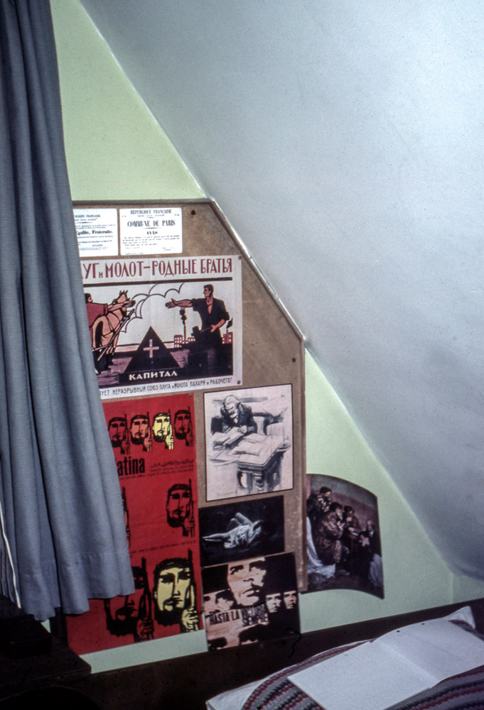 Fircroft College Room