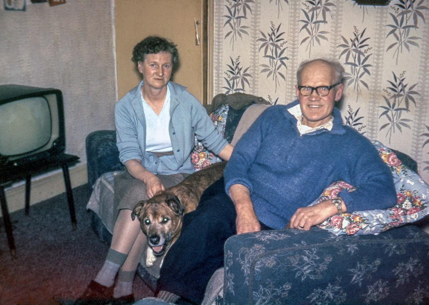 John & Doris Burnett