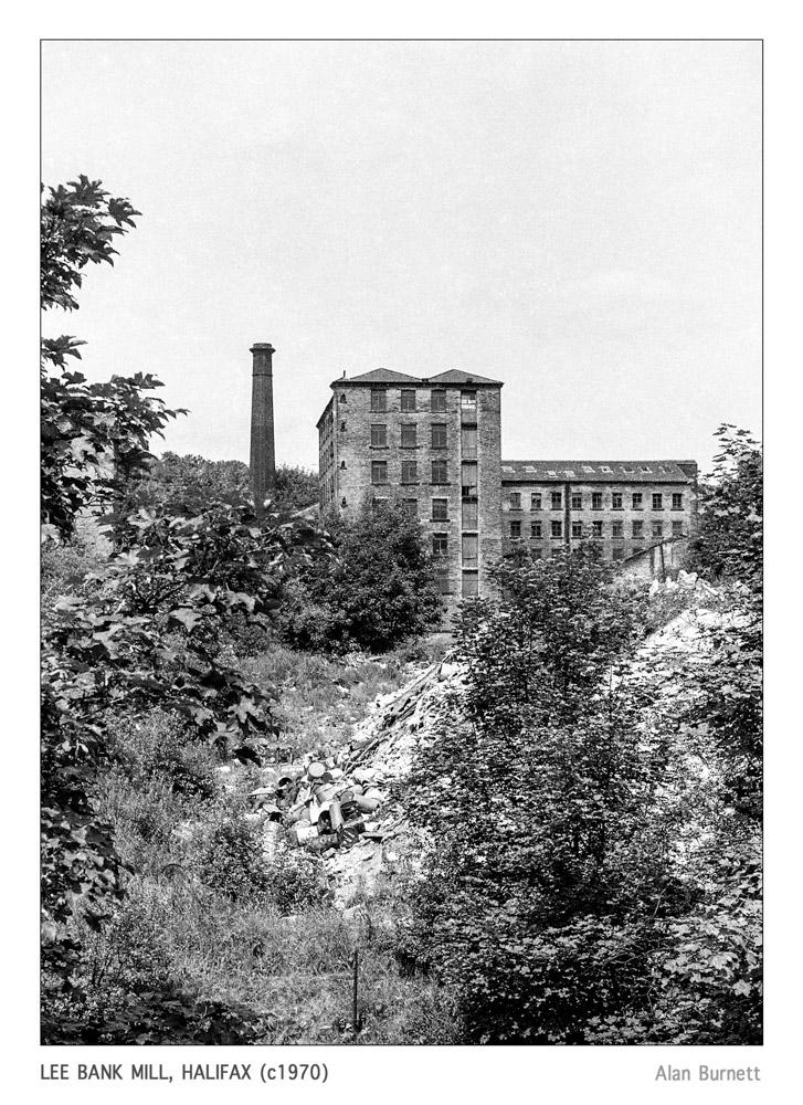 Lee Bank Mill, Halifax