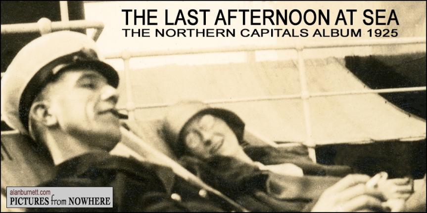 The Last Afternoon AtSea