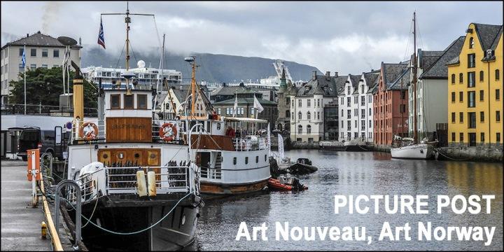 Picture Post : Art Nouveau, ArtNorway
