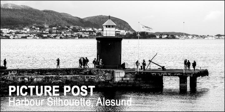 Picture Post : HarbourSilhouette