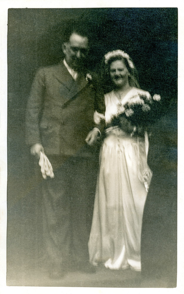 Wedding Of Miriam & Frank Fieldhouse