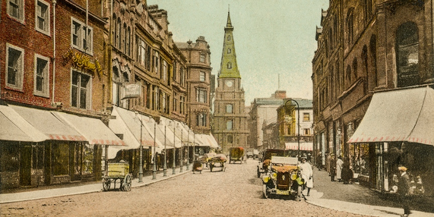 Postcards From Home : SouthgateSetts