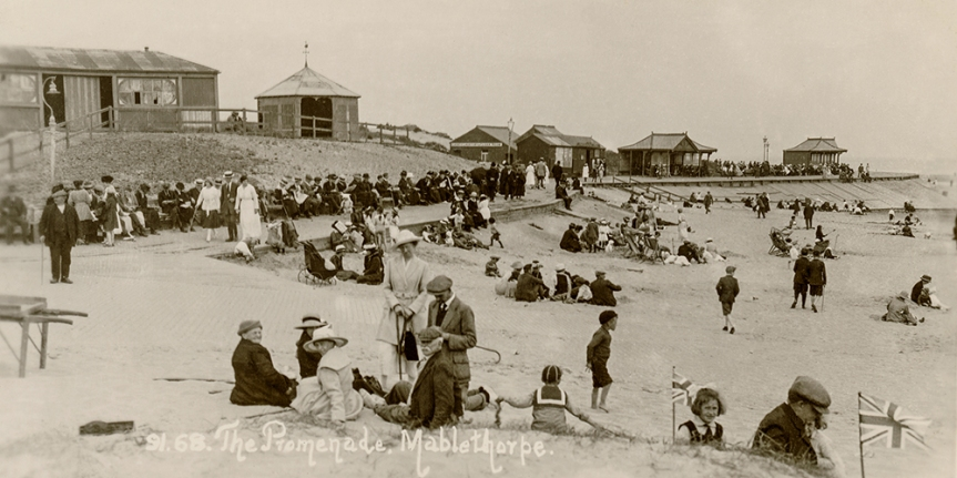 Gone To Mablethorpe, BackSoon?