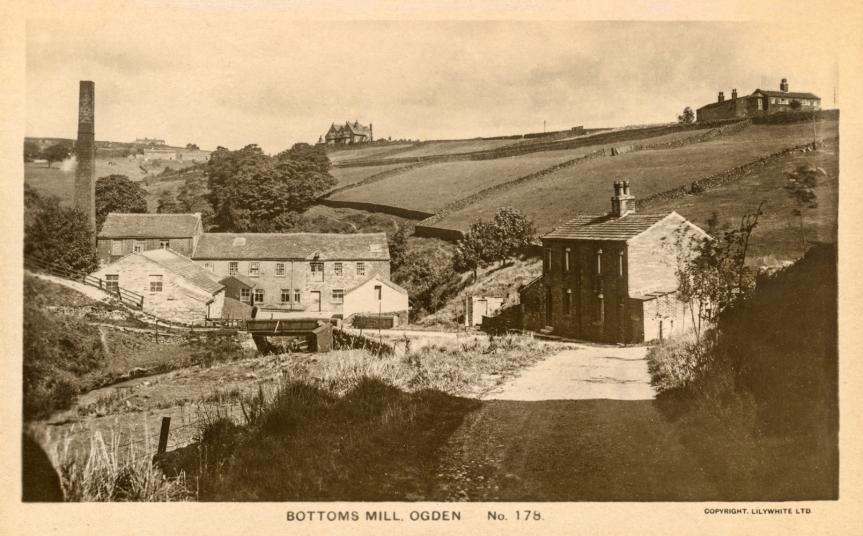Bottoms Mill, Ogden