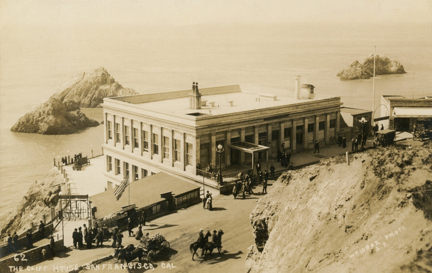 Memories Of Cliff House, SanFrancisco
