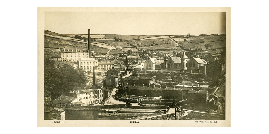 Postcards From Home : Siddal'sComet