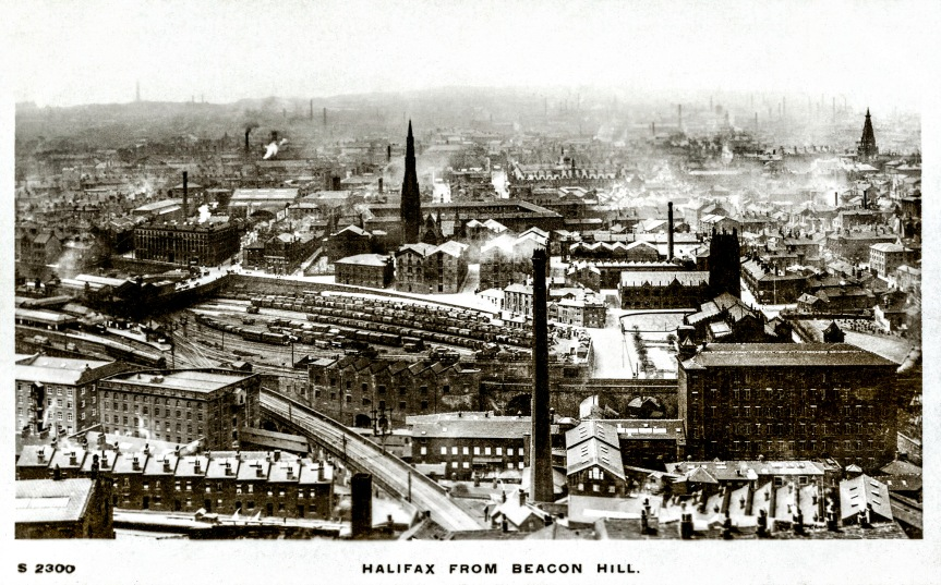 Halifax From BeaconHill