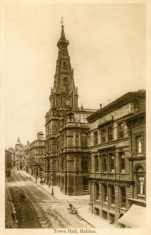 Halifax Town Hall – Saved By TheBanks!