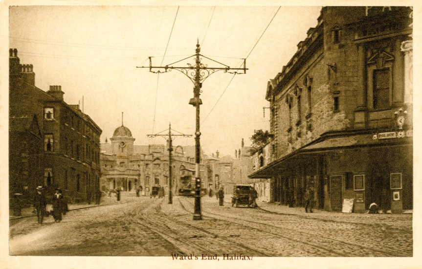 Ward's End, Halifax