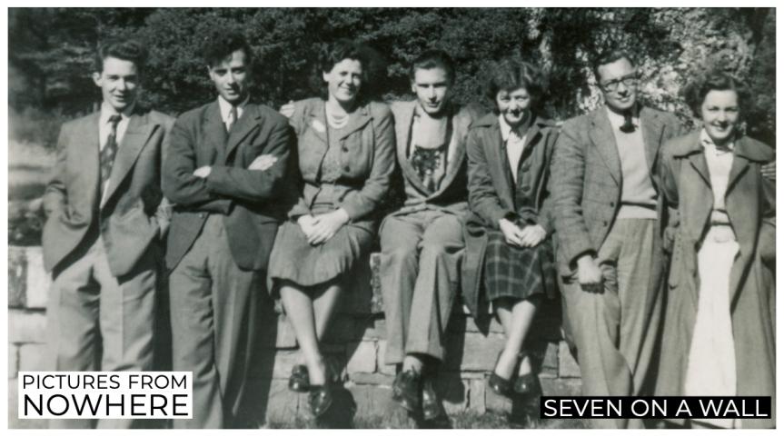 Seven On AWall