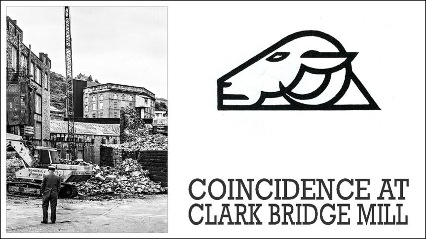 Coincidence At Clark BridgeMills