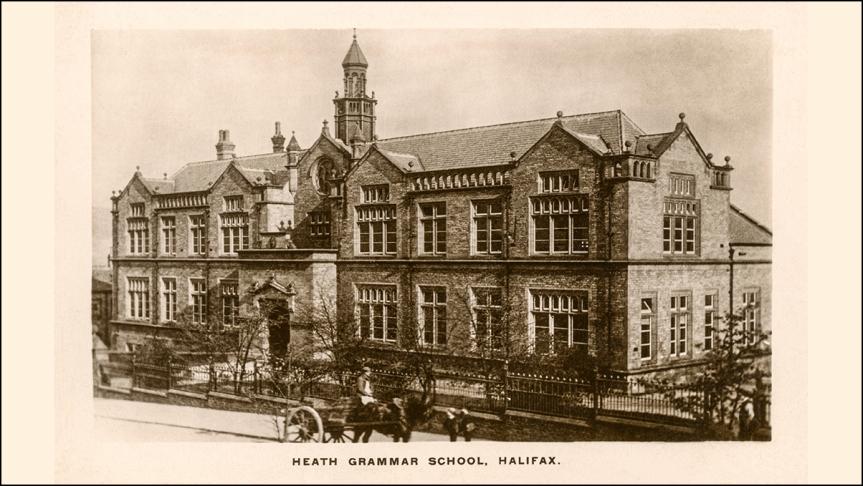 Heath Grammar School