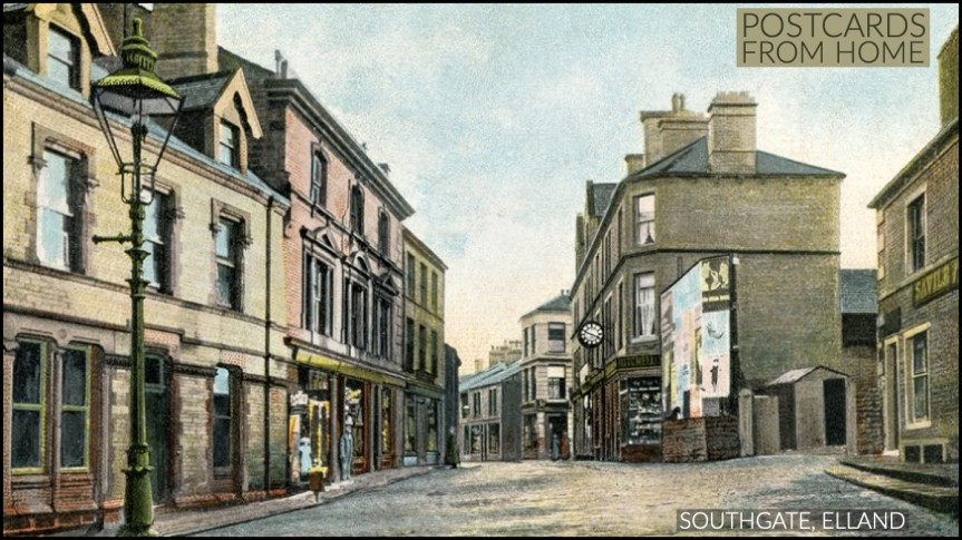 Changing Times InElland