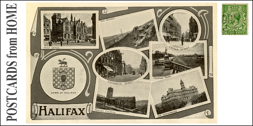 Postcards From Home : Seven Views OfHalifax