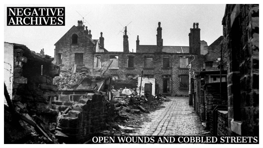 Open Wounds And CobbledStreets