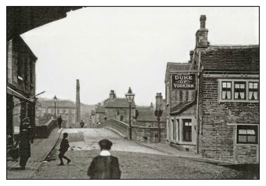 The Lost Pubs Of Brighouse : No 1. The Duke OfYork