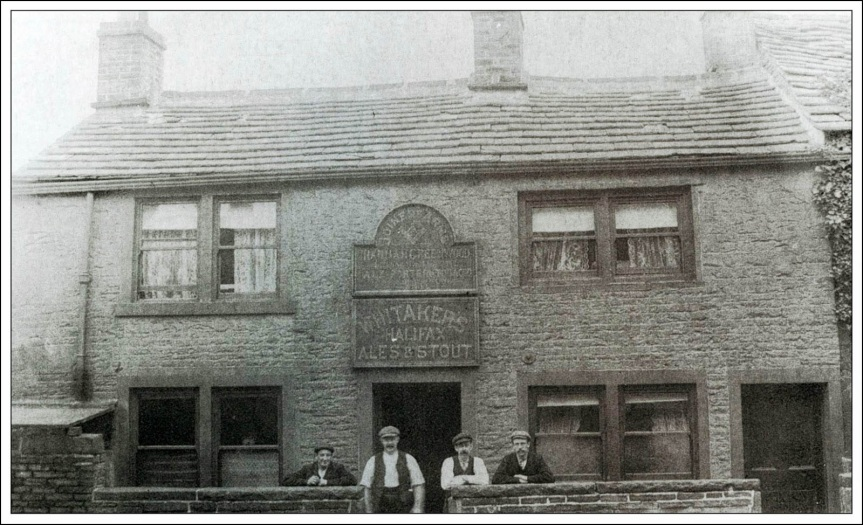 The Lost Pubs Of Brighouse : No. 5 The JoinersArms