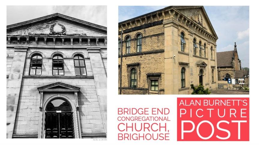Bridge End Congregational Church,Brighouse