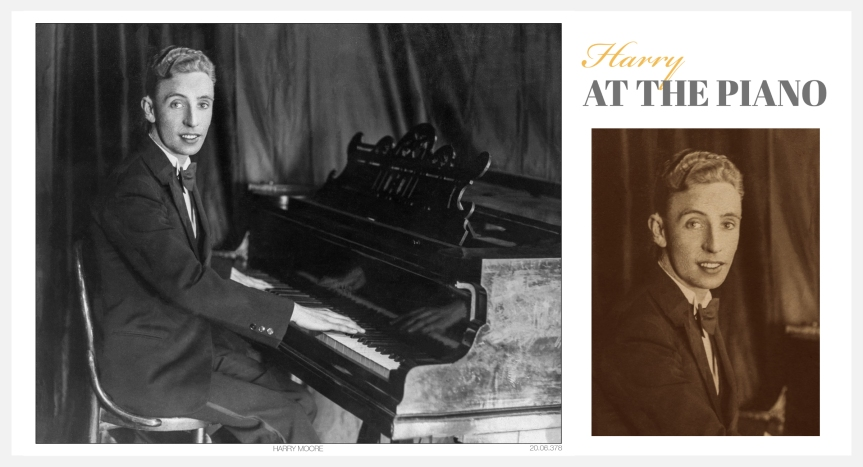 Harry Moore At ThePiano