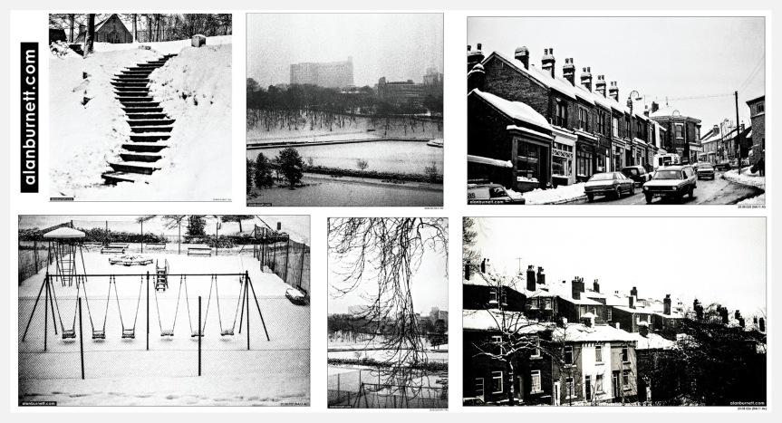 Snow In Sheffield(1982)