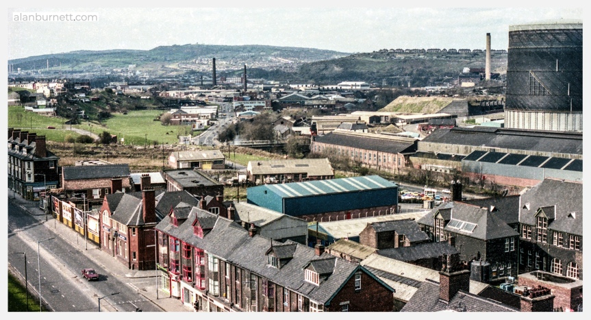 Sheffield In Colour