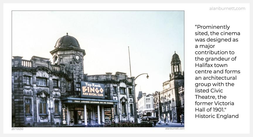 The Gaumont Grandeur OfHalifax