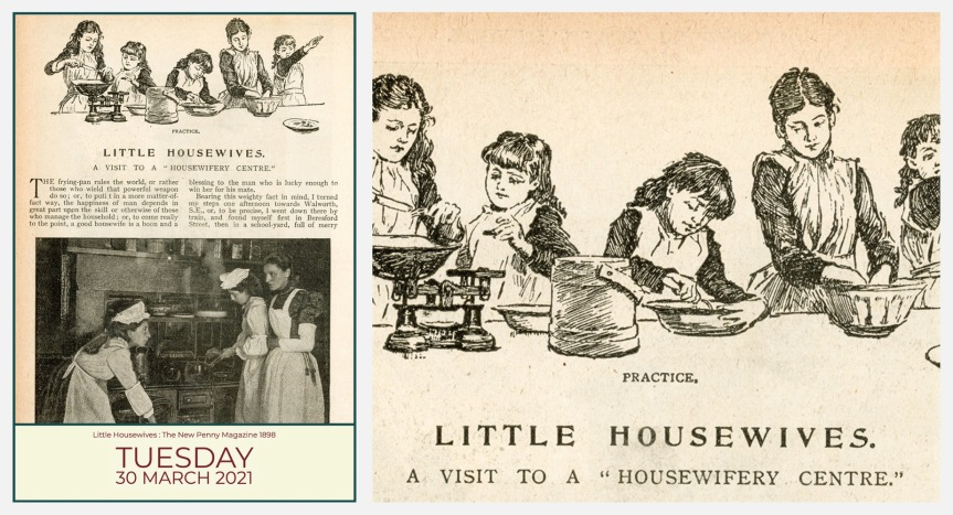 """""""Little Housewives"""" Learn How To Boil AnEgg!"""