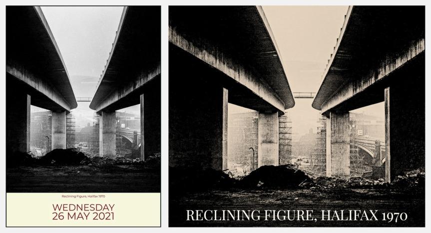 Reclining Figure, Halifax1970