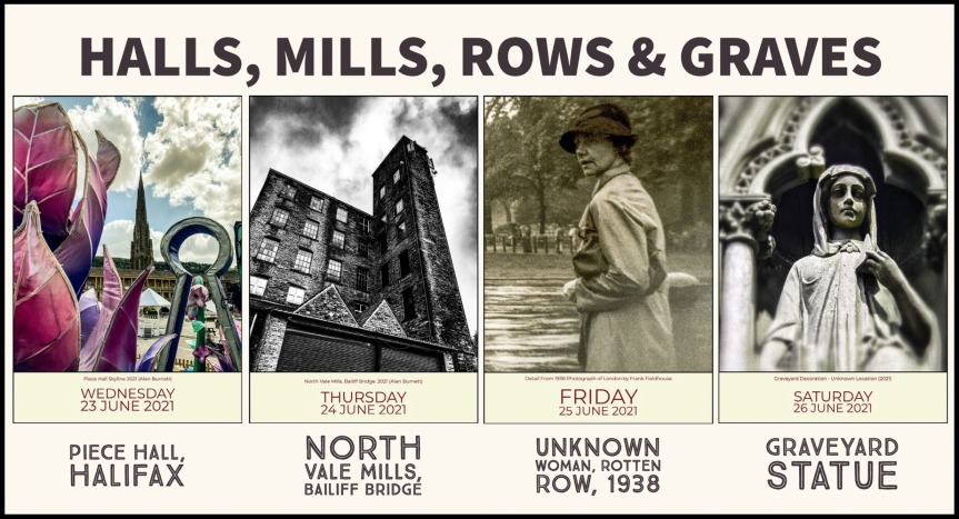 Halls, Mills, Rows AndGraves