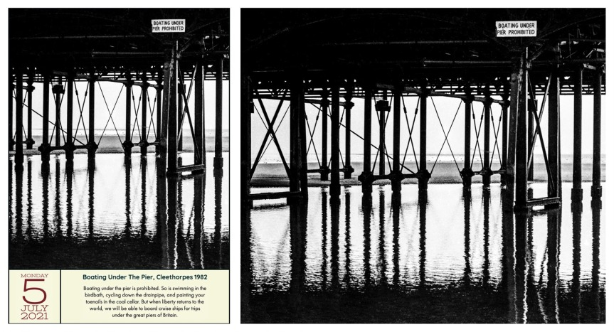 Away 2 : Boating Under ThePier
