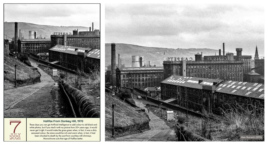 Home 5 : Halifax In The MonochromeAge