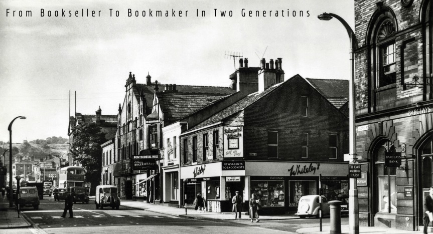 From Bookseller To Bookmaker In TwoGenerations