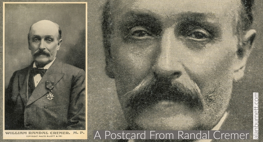 A Postcard From RandalCremer