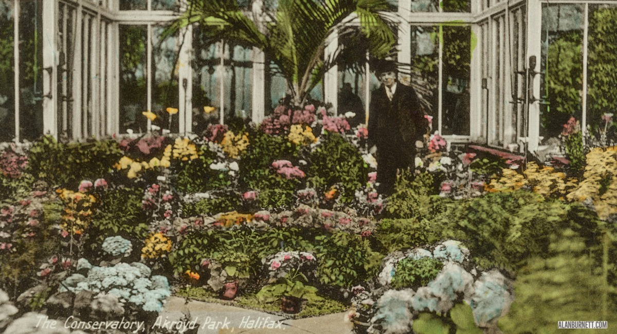 A Postcard From The Conservatory